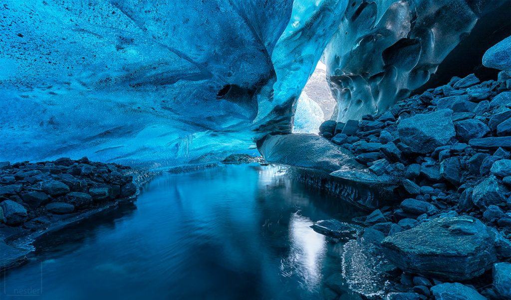 Juneau Alaska Ice Caves