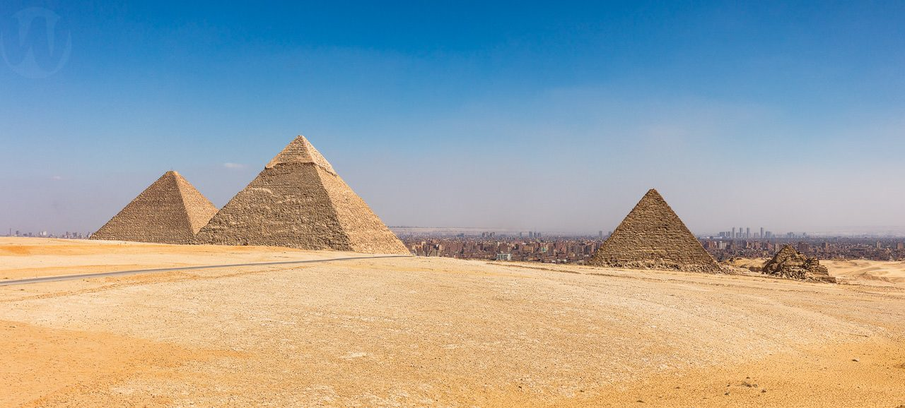 How to take an awesome photograph - Egypt Pyramids