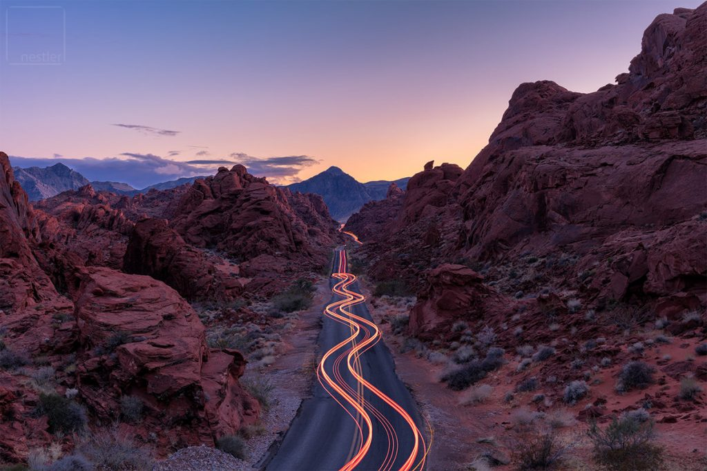 Wanderitis - Valley of Fire Car Trails