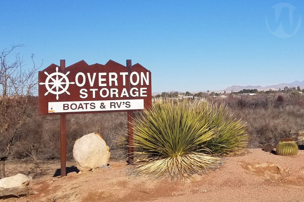 Overton Boat and RV storage