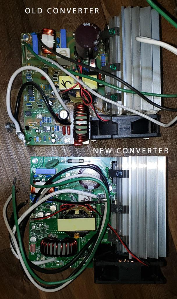 Power Converter Comparison