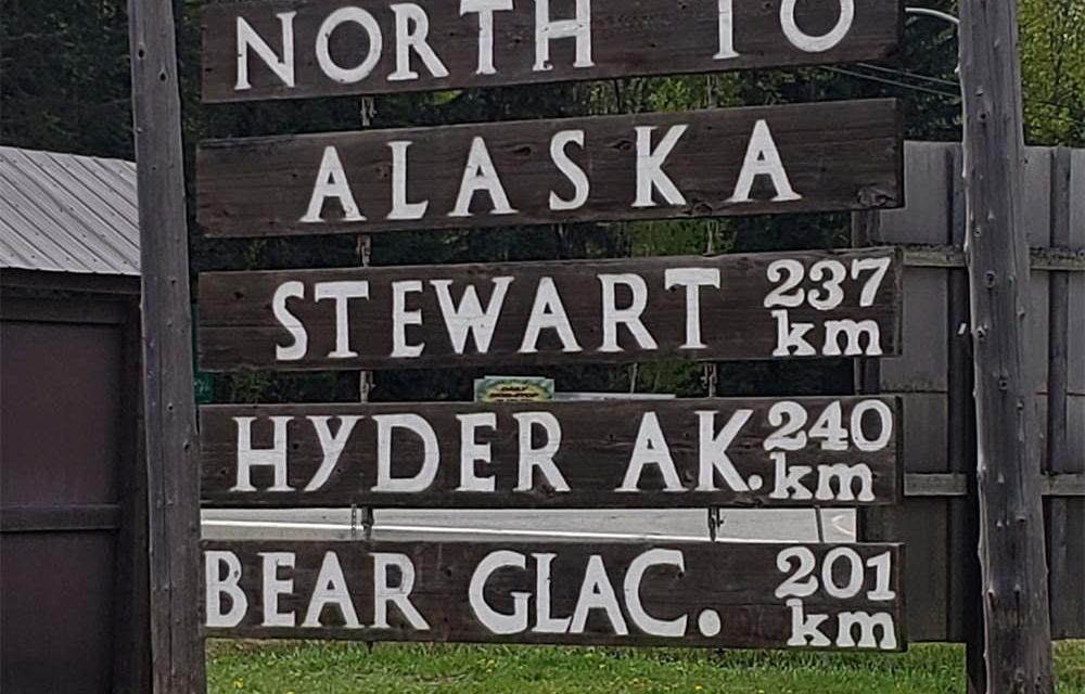 Drive to Alaska - Stewart Cassiar Highway
